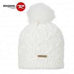 Bonnet de ski ROSSIGNOL Gyna Blanc Femme