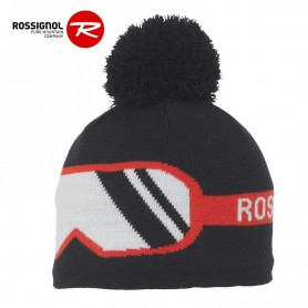Bonnet de ski ROSSIGNOL Noe Noir Junior