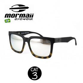 Lunettes MORMAII Sacremento Noir / Marron Unisexe Cat.3