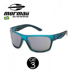 Lunettes MORMAII Amazonia II Bleu / Noir Homme - Cat.3