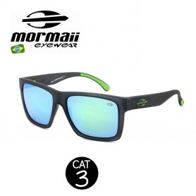Lunettes MORMAII San Diego Anthracite Unisexe Cat.3