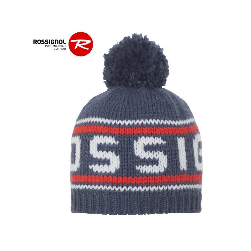 Bonnet de ski ROSSIGNOL Rony Bleu Jean Junior