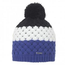 Bonnet de ski ROSSIGNOL World Cup Pompon Noir / Bleu Junior