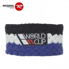 Bandeau de ski ROSSIGNOL World Cup Noir / Bleu Junior