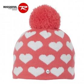Bonnet de ski ROSSIGNOL Zia Rose Junior