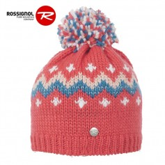 Bonnet de ski ROSSIGNOL Tina Rose Junior