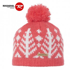 Bonnet de ski ROSSIGNOL Bily Rose Junior