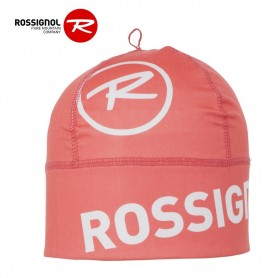 Bonnet ROSSIGNOL XC World Cup Rose Unisexe