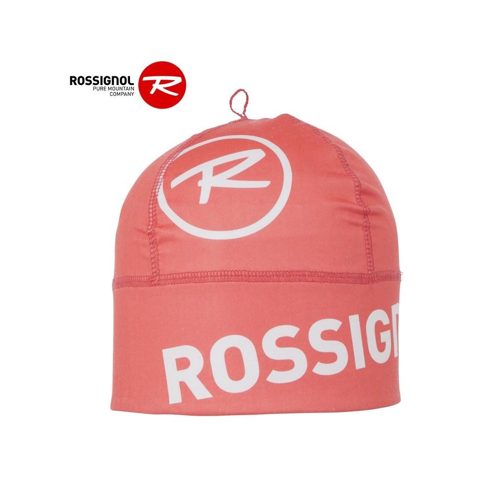 Bonnet ROSSIGNOL XC World Cup Rose Unisexe