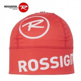 Bonnet ROSSIGNOL XC World Cup Rouge Orangé Unisexe