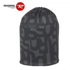 Bonnet / Tour de cou ROSSIGNOL Necky Noir Unisexe