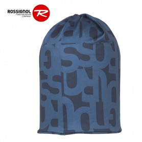 Bonnet / Tour de cou ROSSIGNOL Necky Bleu Jean Unisexe