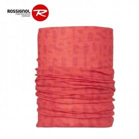 Tour de cou ROSSIGNOL Rossi Tube Rouge Orangé Unisexe
