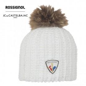 Bonnet de ski ROSSIGNOL JJC Rowtag Blanc Femme