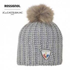 Bonnet de ski ROSSIGNOL JJC Rowtag Gris Femme