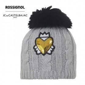 Bonnet de ski ROSSIGNOL JJC Signak Gris Femme