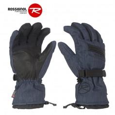 Gants de ski ROSSIGNOL Storm Bleu Jean Homme