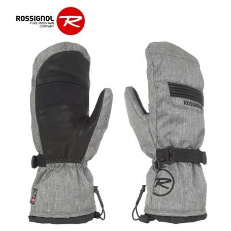 Moufles de ski ROSSIGNOL Storm Gris Homme
