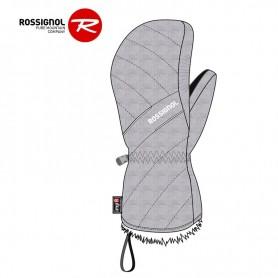 Moufles de ski ROSSIGNOL Lidy Gris Femme