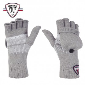 Moufles / Mitaines ROSSIGNOL Lyna Gris Femme
