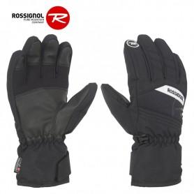 Gants de ski ROSSIGNOL Tech Noir Junior