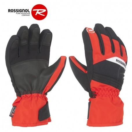 Gants de ski ROSSIGNOL Tech Rouge Junior