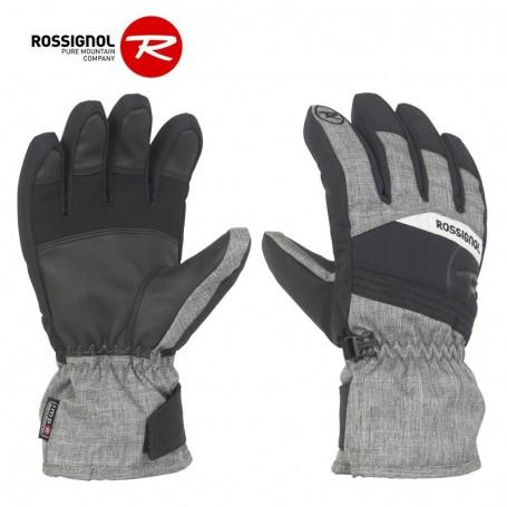 Gants de ski ROSSIGNOL Tech Gris Junior