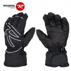 Gants de ski ROSSIGNOL Rossi Noir Junior