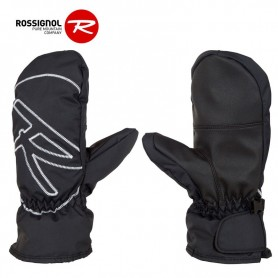 Moufles de ski ROSSIGNOL Rossi Noir Junior