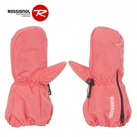 Moufles de ski ROSSIGNOL Baby Star Rose BB Fille