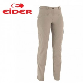 Pantalon de Randonnée EIDER Spry Lin Femmes