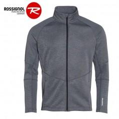 Veste zippée ROSSIGNOL Classique Clim Gris Homme