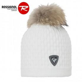 Bonnet de ski ROSSIGNOL Eryn Blanc Femme