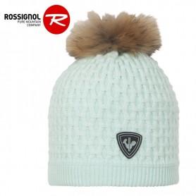 Bonnet de ski ROSSIGNOL Eryn Vert d'eau Femme