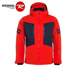 Veste de ski ROSSIGNOL Position JKT Rouge Homme
