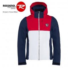 Veste de ski ROSSIGNOL x HILFIGER Rock Blanc Homme