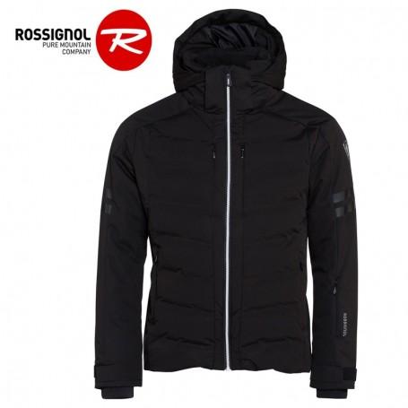 f0c1e41560067 Doudoune de ski ROSSIGNOL Départ Noir Homme - Sport a tout prix
