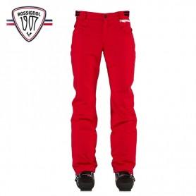Pantalon de ski ROSSIGNOL Balme Pant Carmin Homme