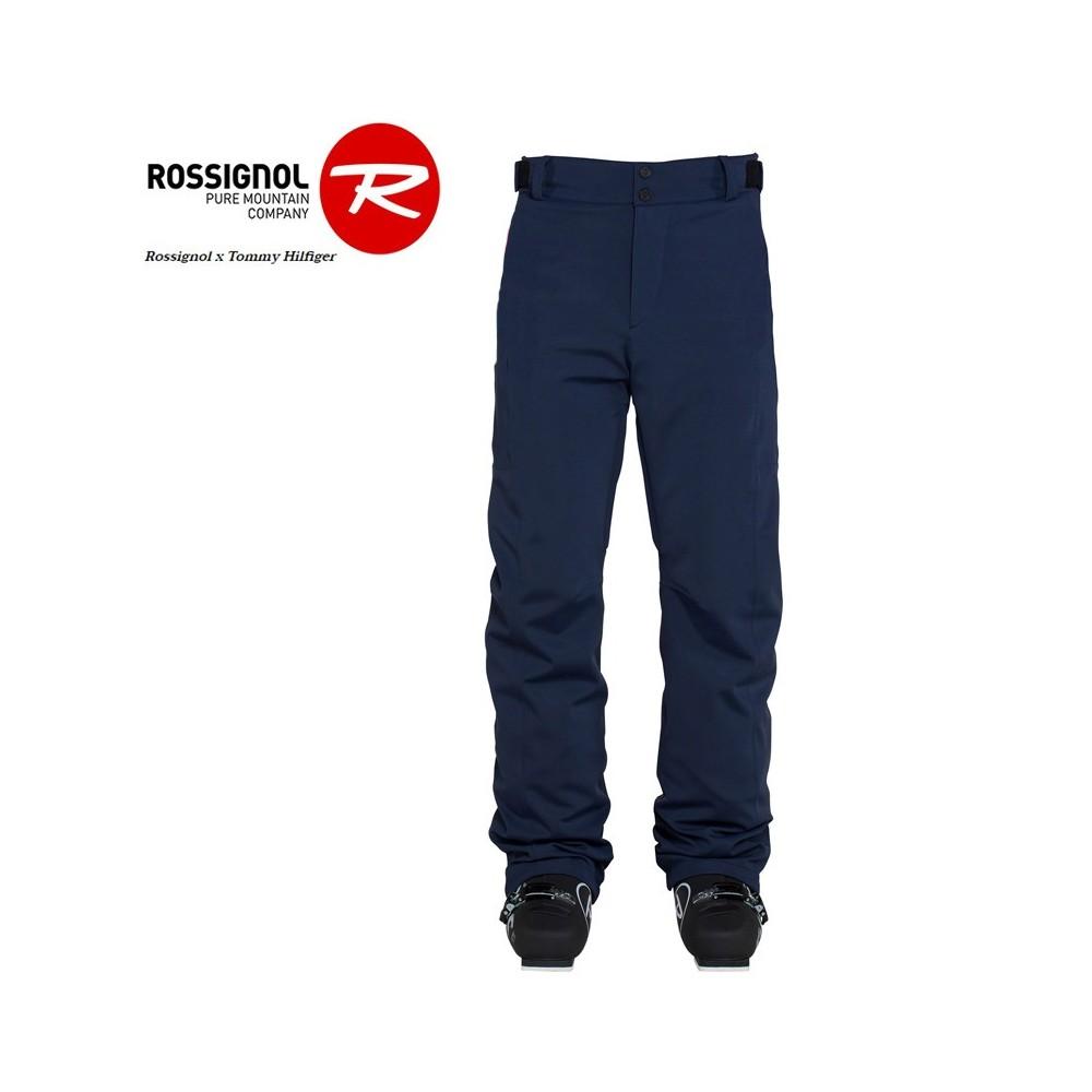 Pantalon de ski ROSSIGNOL Ronan Navy Homme