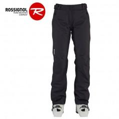 Pantalon de ski ROSSIGNOL Ski Pant Noir Femme