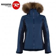 Veste de ski ROSSIGNOL Elite Bleu jean Femme
