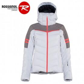 Doudoune de ski ROSSIGNOL Courbe Blanc Femme