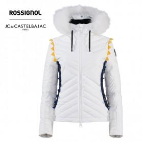 Doudoune de ski ROSSIGNOL JCC Winoki Down Blanc Femme