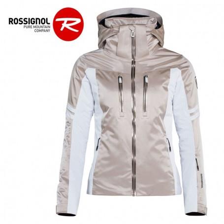 1ded090e303e4 Veste de ski ROSSIGNOL Course Basalt Femme - Sport a tout prix