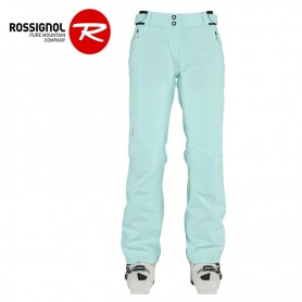 Pantalon de ski ROSSIGNOL Ski Pant Vert Femme