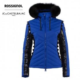 Doudoune de ski ROSSIGNOL JCC Winoki Down Bleu Femme