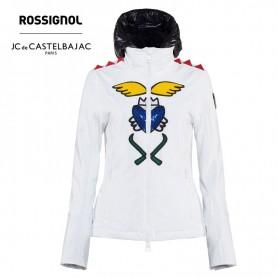 Veste de ski ROSSIGNOL JCC Signak Blanc Femme