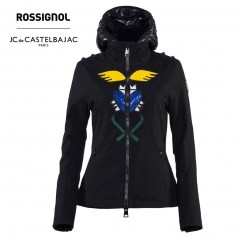 Veste de ski ROSSIGNOL JCC Signak Noir Femme