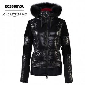 Doudoune de ski ROSSIGNOL JCC Kaissy Down Noir Femme