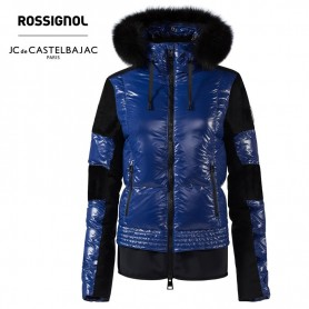 Doudoune de ski ROSSIGNOL JCC Kaissy Down Bleu Femme